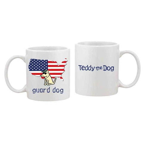 Guard Dog - Coffee Mug