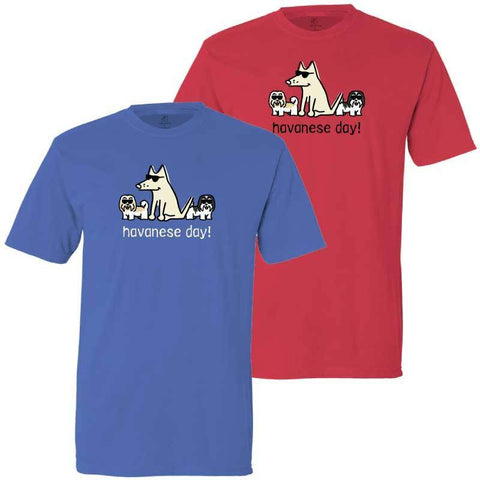 Havanese Day! - Classic Tee - Teddy the Dog T-Shirts and Gifts