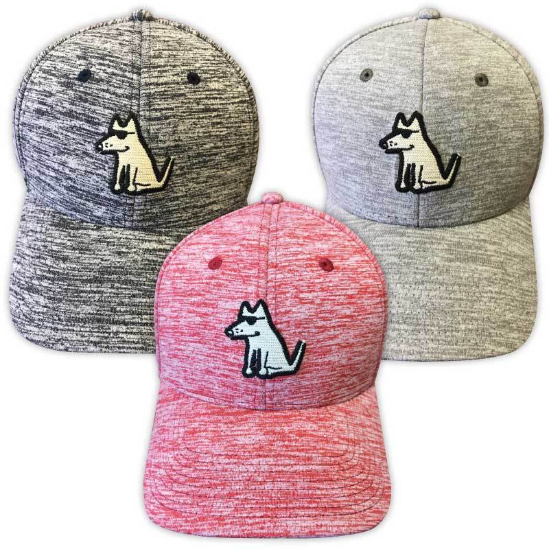 Teddy's Active Heather Baseball Cap