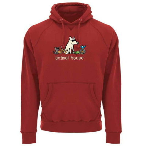 Animal House - Sweatshirt Pullover Hoodie - Teddy the Dog T-Shirts and Gifts