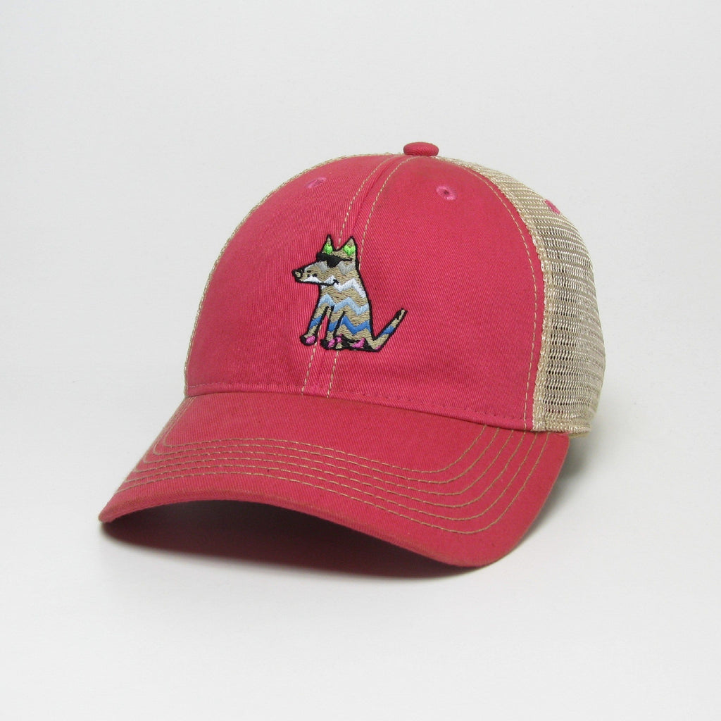 Teddy's Wave - Ladies Trucker Hat