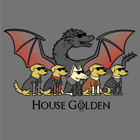House Golden - Classic Tee