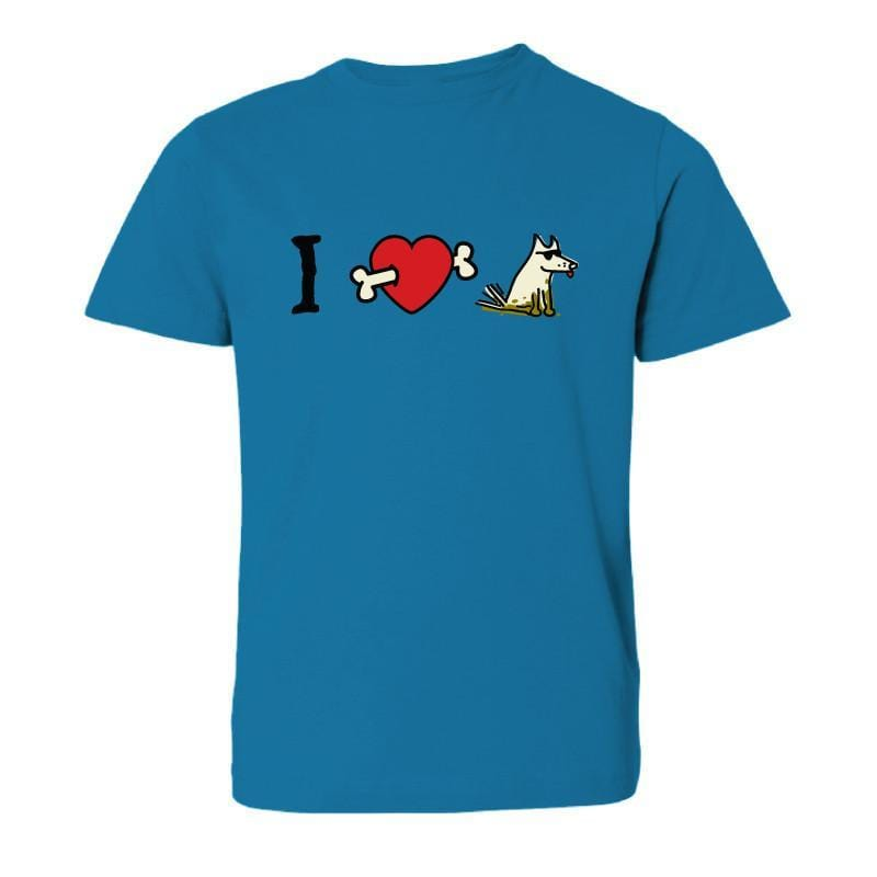 i heart dogs youth t-shirt