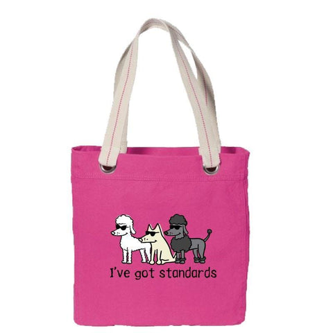 I've Got Standards - Canvas Tote