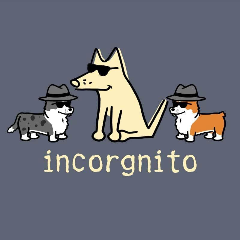 Incorgnito - Classic Long-Sleeve T-Shirt Classic