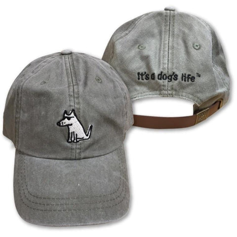 its a dogs life cap