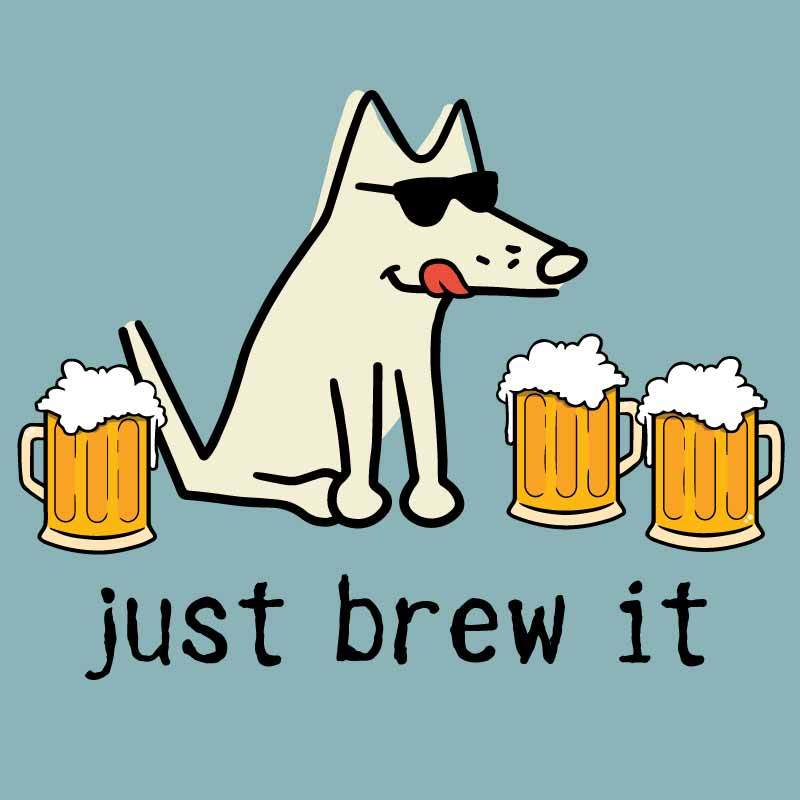 Just Brew It - Classic Tee