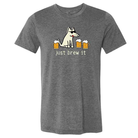 Just Brew It - Lightweight Tee