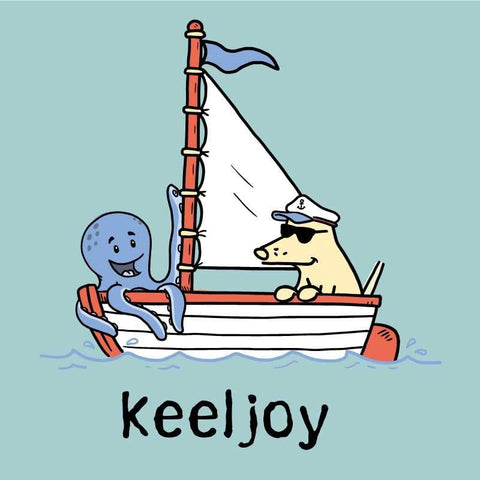 Keeljoy - Ladies Tank Top