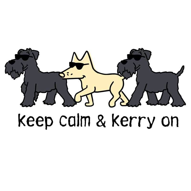 Keep Calm & Kerry On - Coffee Mug
