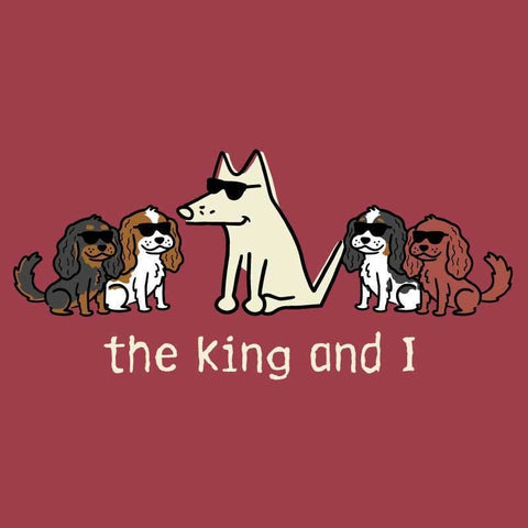 The King and I - Long-Sleeve T-Shirt Classic