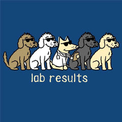 Lab Results - Ladies T-Shirt V-Neck