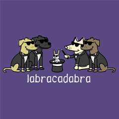 Labracadabra - Ladies T-Shirt V-Neck