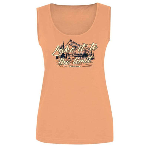 Lake It To The Limit - Ladies Tank Top