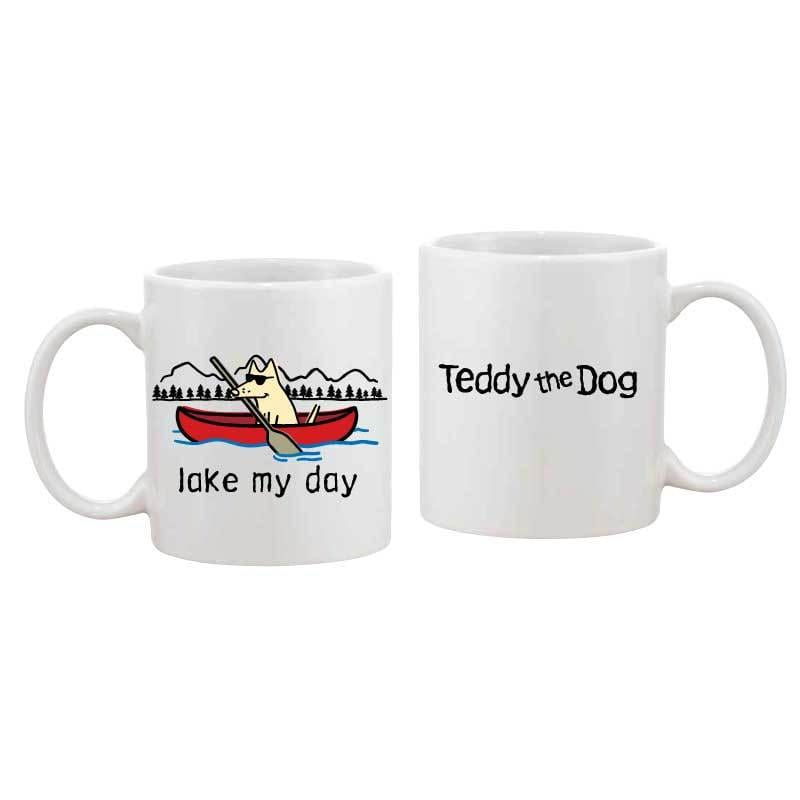 Lake My Day - Coffee Mug