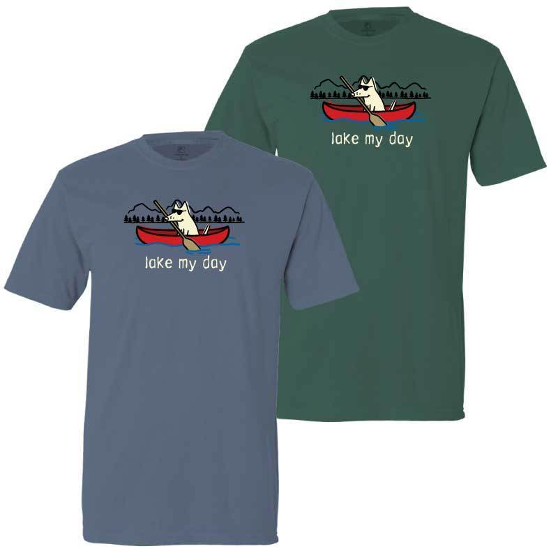 Lake My Day - Classic Tee