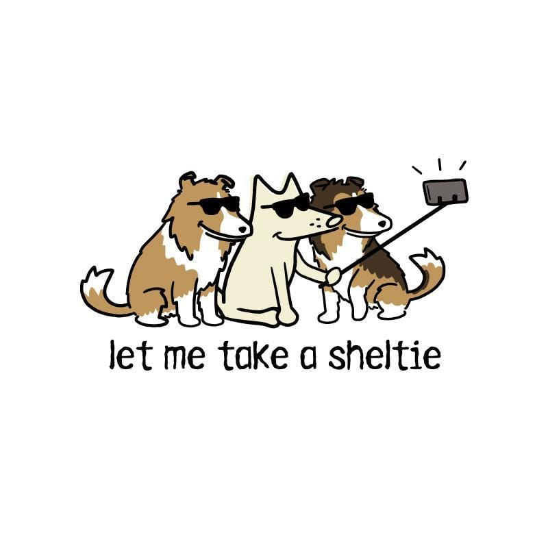 Let Me Take A Sheltie Coffee Mug