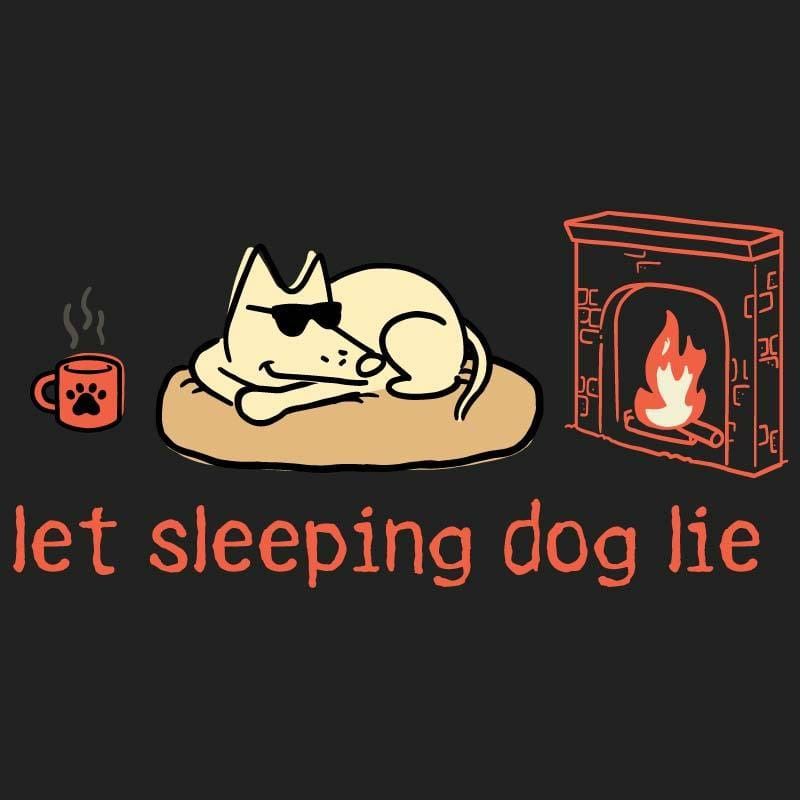 Let Sleeping Dog Lie - Pajama Set