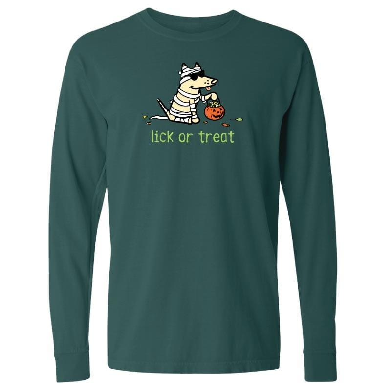 Lick Or Treat - Classic Long-Sleeve T-Shirt