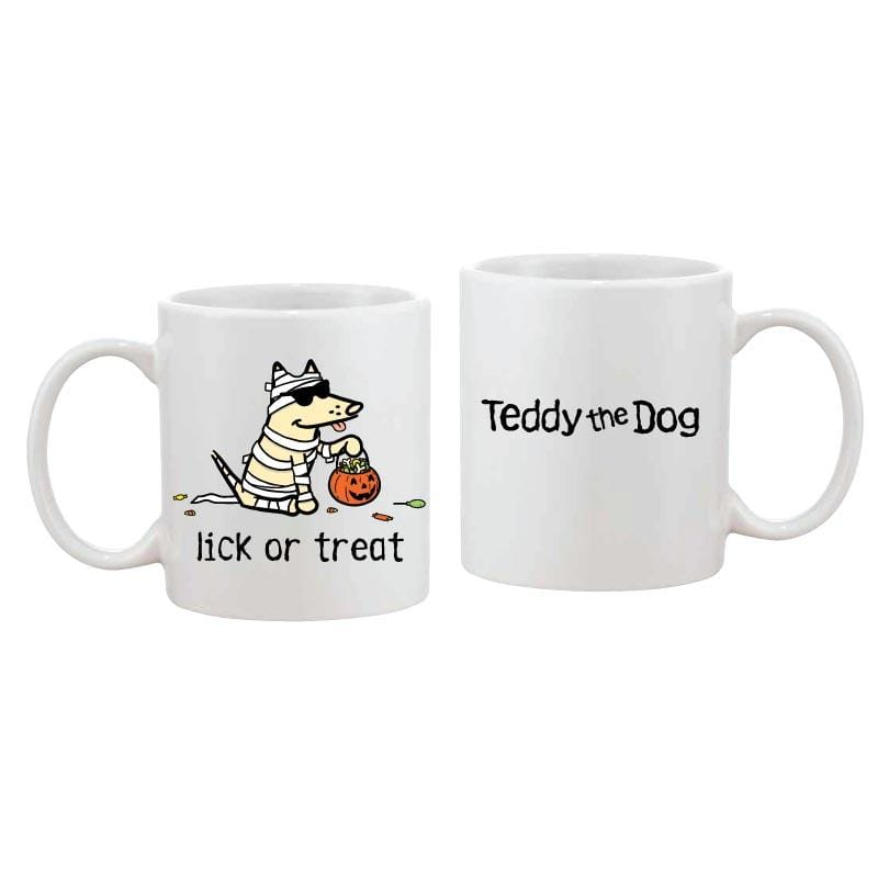 Lick Or Treat - Coffee Mug