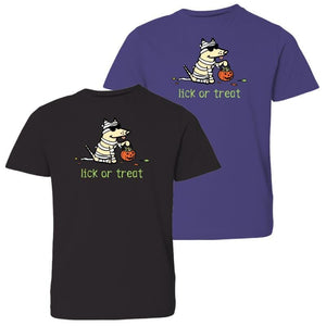 Lick Or Treat - Youth Short Sleeve T-Shirt
