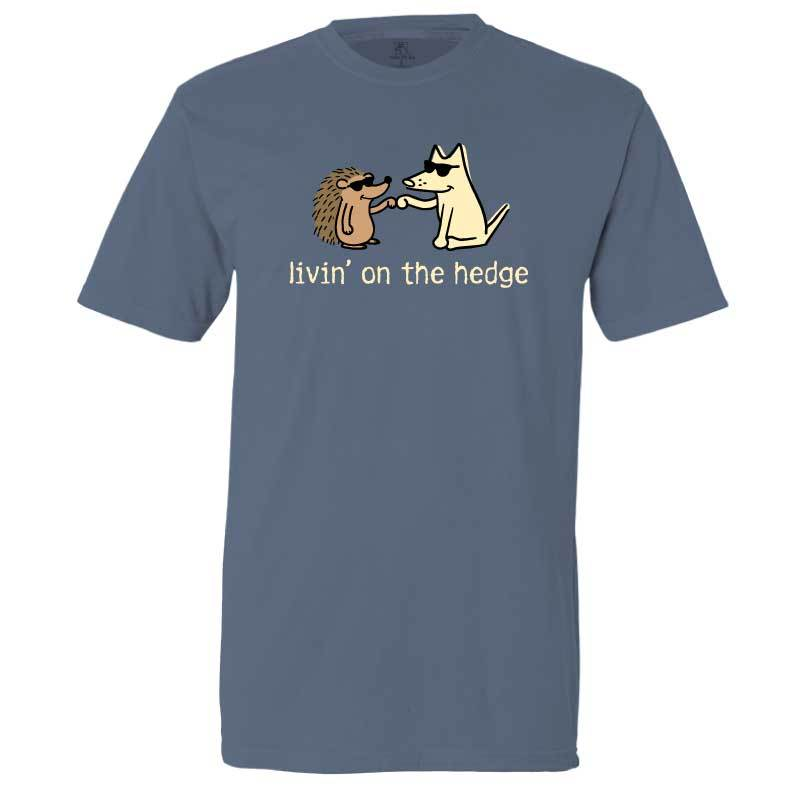 Livin' On The Hedge - Classic Tee