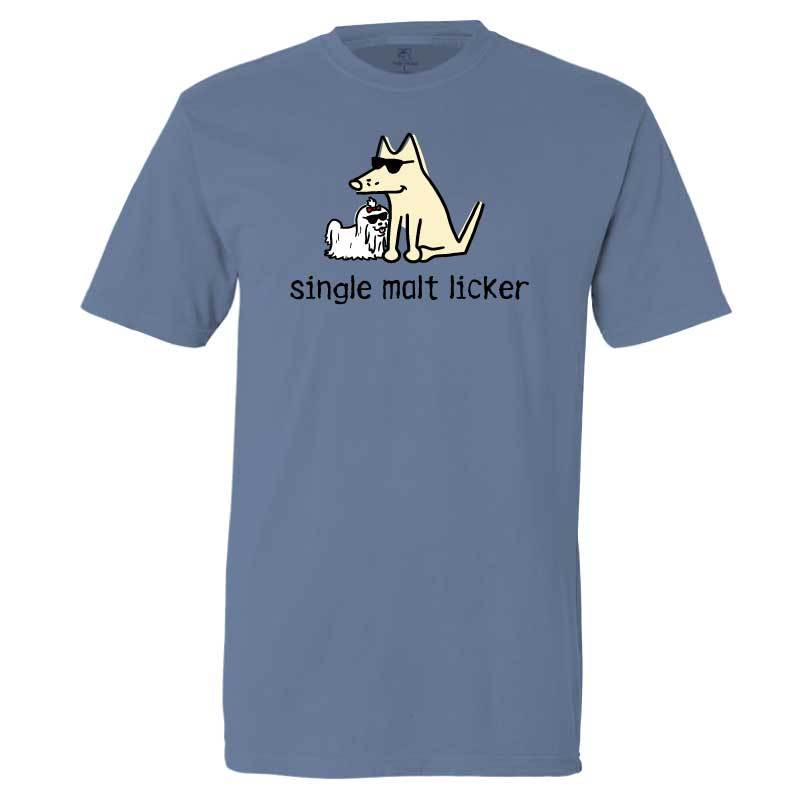 Single Malt Licker - Classic Tee