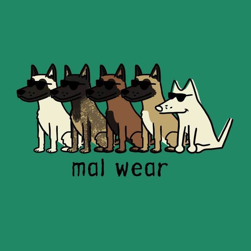 Mal Wear - Ladies T-Shirt V-Neck