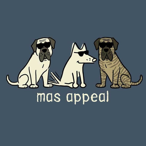 Mas Appeal - Classic Tee