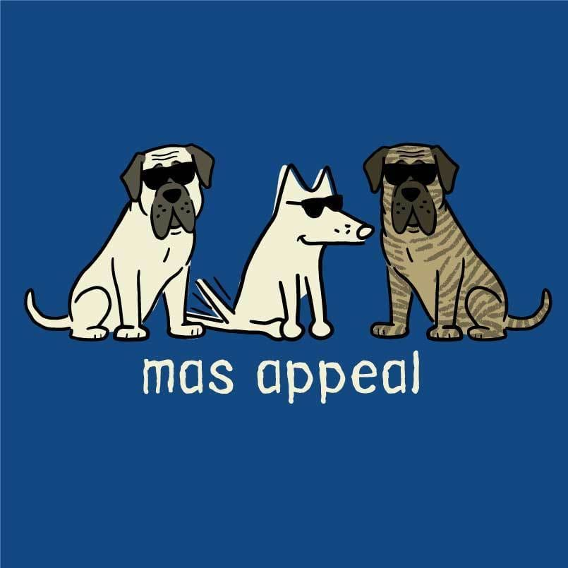 Mas Appeal - Ladies T-Shirt V-Neck