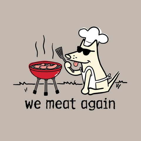 We Meat Again Apron