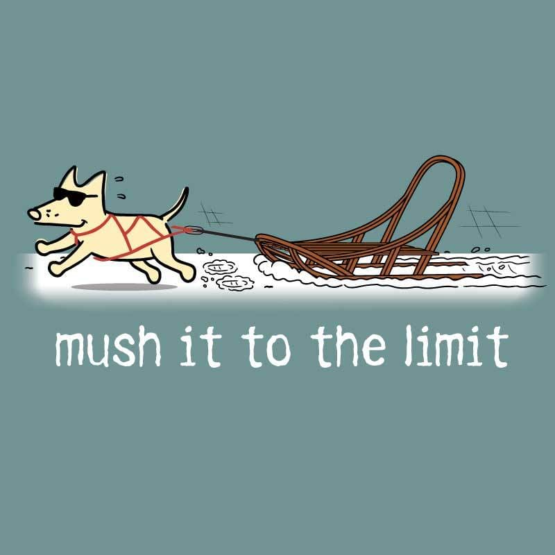 Mush It To The Limit - Sweatshirt Pullover Hoodie