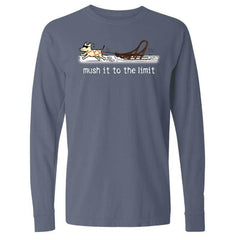 Mush It To The Limit - Classic Long-Sleeve T-Shirt