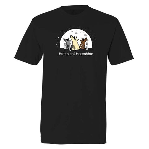 Mutts And Moonshine - Classic Tee