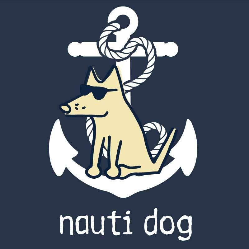 Nauti Dog - Ladies Crochet Tank