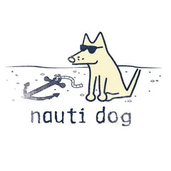 Nauti Dog - Youth Long Sleeve Sun Shirt