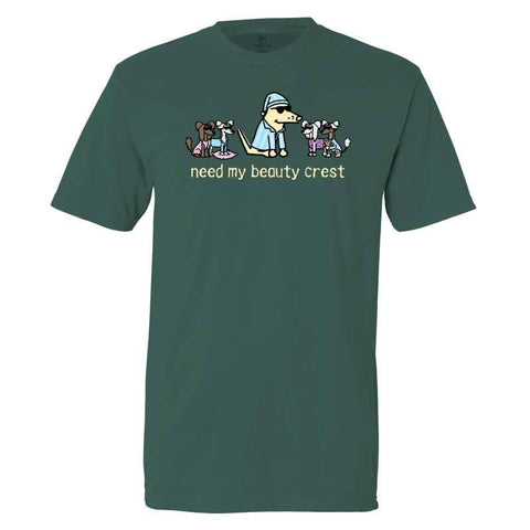 Need My Beauty Crest - Classic Tee