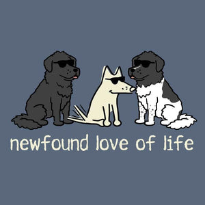 Newfound Love of Life - Classic Tee