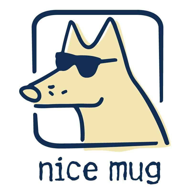 The Nice Mug - Oversized Novelty Mug
