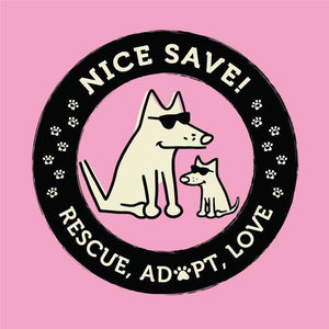 Nice Save! - Ladies T-Shirt V-Neck