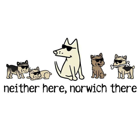 Neither Here, Norwich There - Coffee Mug