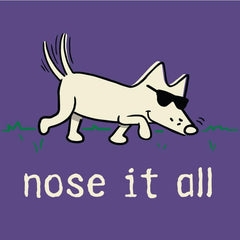 Nose It All - Ladies T-Shirt V-Neck
