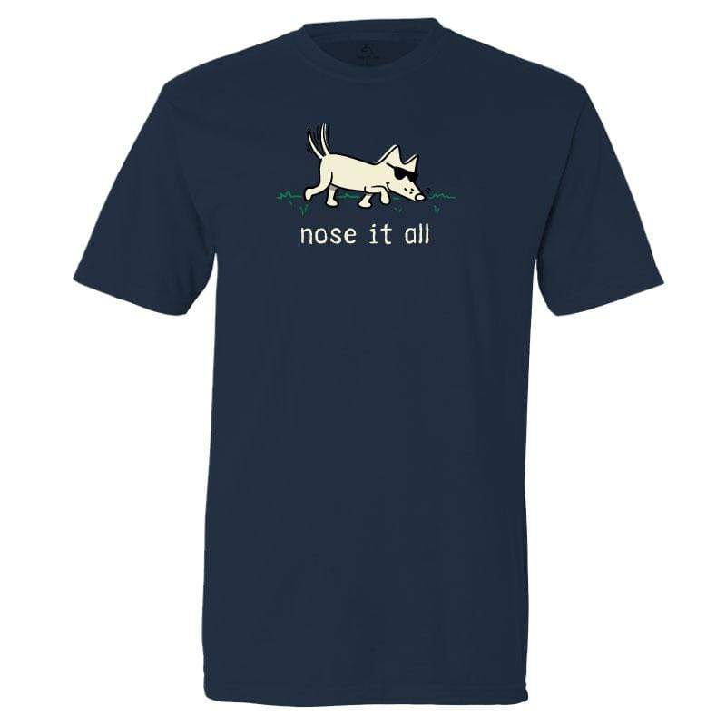 Nose It All - Classic Tee
