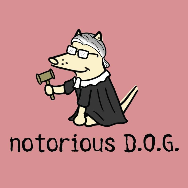 Notorious D.O.G - Ladies T-Shirt V-Neck