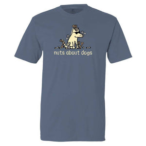 Nuts About Dogs - Classic Tee