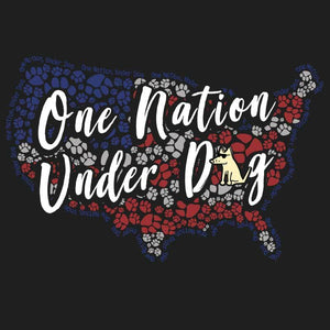One Nation Under Dog - Classic Tee