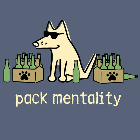 Pack Mentality - Classic Tee
