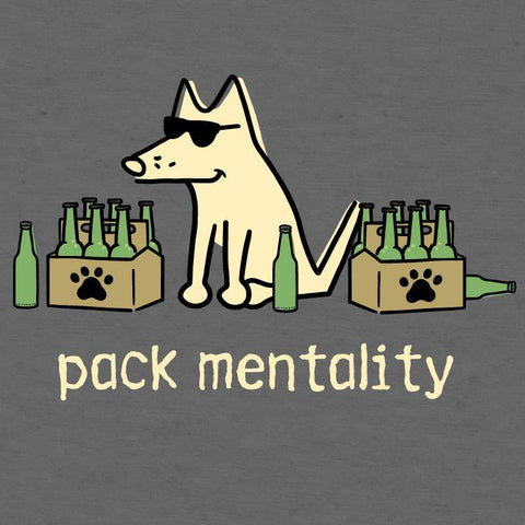 Pack Mentality - Lightweight Tee