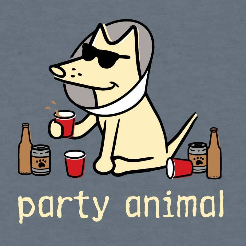 Party Animal - Lightweight Tee