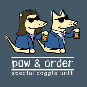 Paw And Order: Special Doggie Unit - Classic Tee